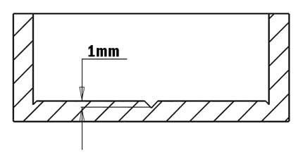 Сверло HW для присадочного станка 30xx70 Z=2+2 S=10x26 RH CMT 369.300.11