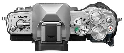 Фотоаппарат системный OLYMPUS E-M10 Mark III Silver