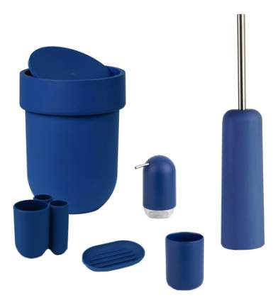 Стакан для зубных щеток Umbra Touch 023270-386 Синий