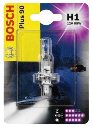Лампа галогенная Bosch 55W H7 1987301078