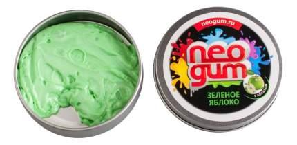 Игрушка-антистресс Neogum Жвачка для рук Зеленое яблоко с запахом