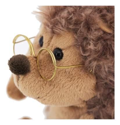 Мягкая игрушка Orange Toys Ежик Колюнчик в очках 26 см 26 см коричневый пластик