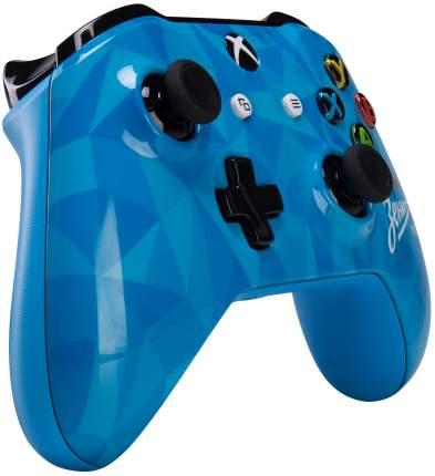 Геймпад для игровой приставки Xbox One Microsoft MSI TF5-00004 Синий