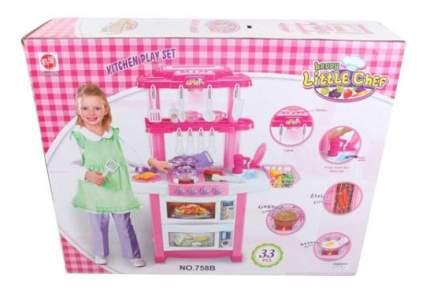 Детская кухня Happy Little Chef 33 предмета Shantou Gepai B1607004