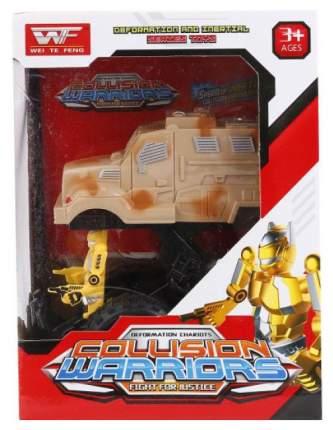 Игрушка-трансформер Shantou Gepai Collision Warriors 1:32 A758 H11012