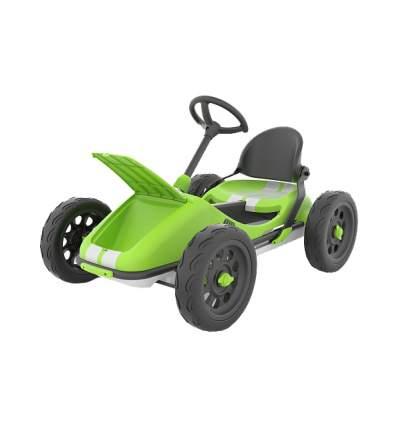 Педальная машинка-картинг Chillafish Monzi-RS лайм