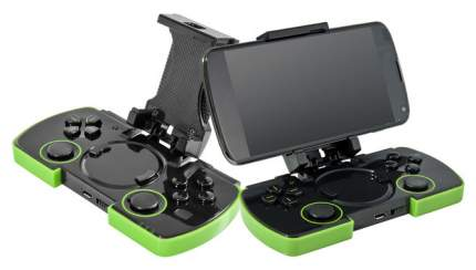 Геймпад Defender Mobile Master Black/Green (64263)