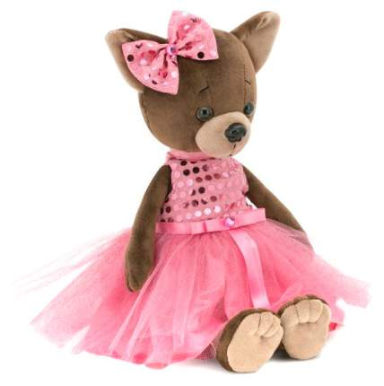 Мягкая игрушка Orange Toys Собачка Lucky Kiki: Малиновый блеск, Lucky Doggy