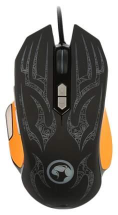 Проводная мышка MARVO G920 Orange/Black