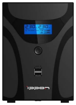 Источник бесперебойного питания Ippon Smart Power Pro II 1600 Black