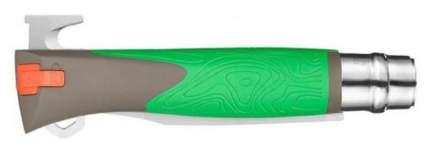 Туристический нож Opinel 001899 №12 Specialist Explore Green