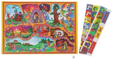 Игровой набор Игр и Ко Царевна-Лягушка, Игра + Сказка + 6 Раскрасок