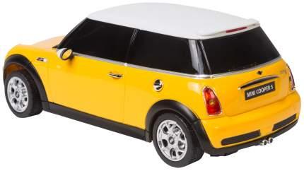 Радиоуправляемая машинка Rastar Minicooper S 20900Y 1:18 желтая