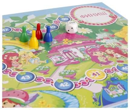 Семейная настольная игра Умка Земляничка в коробке