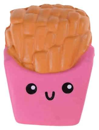 Мягкая игрушка-антистресс Kawaii картошка фри 11 см sq-99