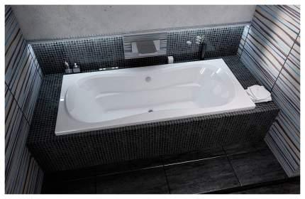 Акриловая ванна Ravak Campanula II 180х80 без гидромассажа