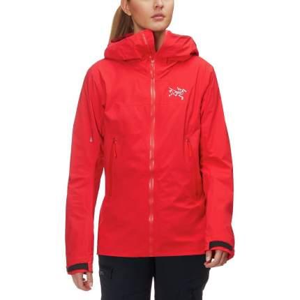 Спортивная куртка женская Arcteryx Airah, rad, M