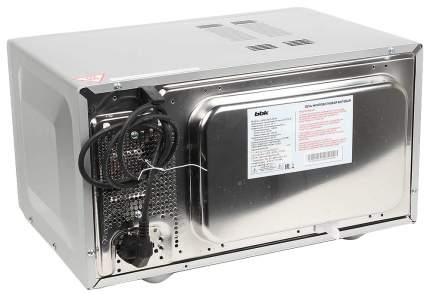 Микроволновая печь с грилем и конвекцией BBK 23MWC-982S/SB-M silver/black