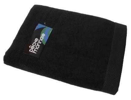 Банное полотенце, полотенце универсальное Peche Monnaie Olympus черный