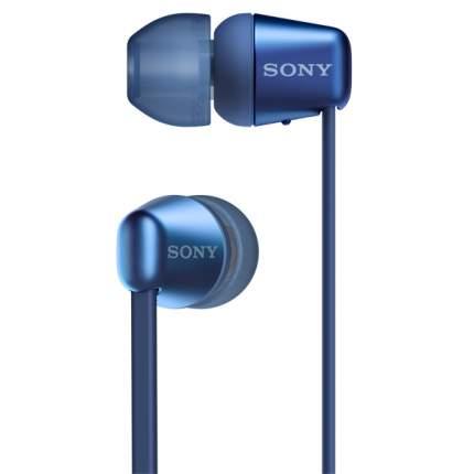 Беспроводные наушники Sony WI-C310 Blue