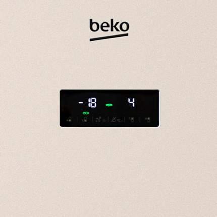 Холодильник Beko CNMV5335E20SB Beige
