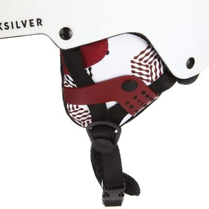 Горнолыжный шлем Quiksilver Fusion 2019, snow whitе, S
