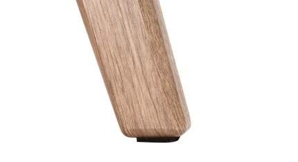 Журнальный столик Мебелик Серфинг 2576 120х58х38 см, грецкий орех/акация