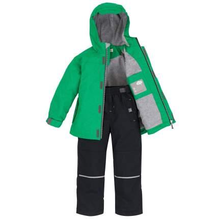 Комплект верхней одежды Deux par Deux, цв. зеленый р. 92