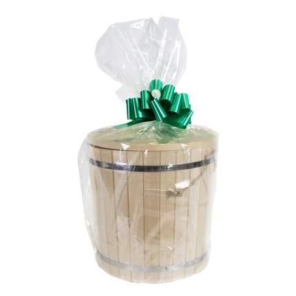 Подарочный набор для бани в запарнике Большой Minba пн040