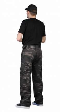 Брюки Ursus Захват, кмф кукла черный, 44-46 RU, 170-176 см