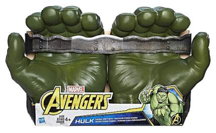 Игровой набор Hasbro Avengers Кулаки Халка E0615