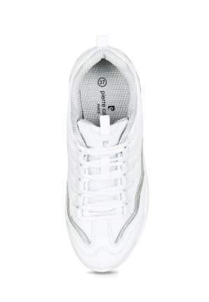 Кроссовки женские Pierre Cardin W5258012 белые 40 RU