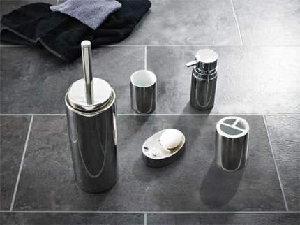 Дозатор для жидкого мыла Elegance хром