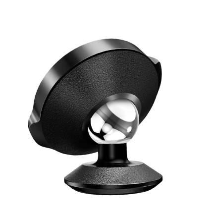 Автомобильный магнитный держатель Baseus Small Ears Series Genuine Leather (SUER-F01)