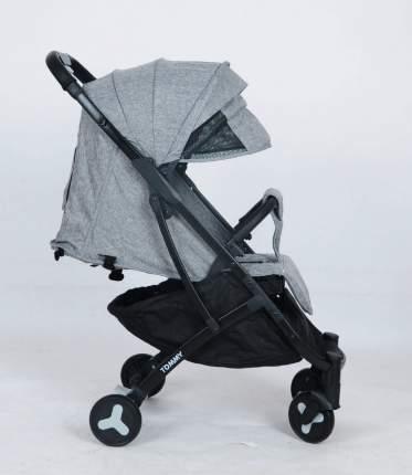 Прогулочная коляска TOMMY TRAVEL grey, серый
