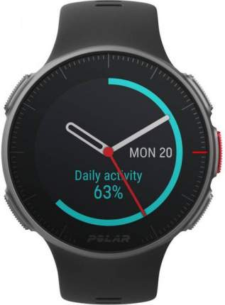 Смарт-часы Polar Vantage V черные