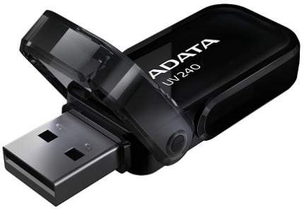 USB-флешка 32GB A-DATA UV240 USB 2.0 Black