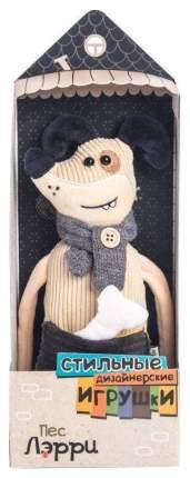 Мягкая игрушка Gulliver Пес Лэрри 21 см