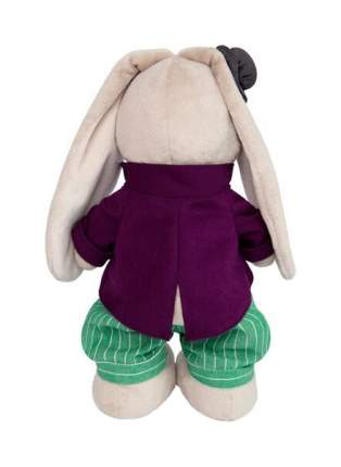 Мягкая игрушка Budi Basa Зайка Ми кавалер 25 см