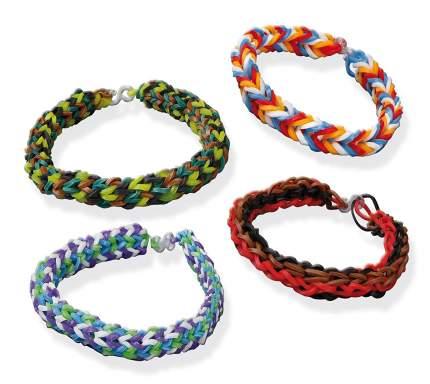 Набор резиночек для плетения браслетов SES Creative Яркие цвета