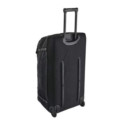 Дорожная сумка Patagonia Black Hole Wheeled Duffel черная 77,5 x 41 x 35,5
