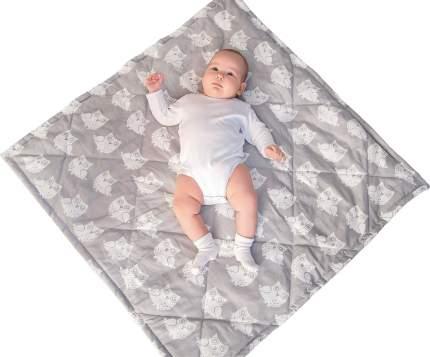 Конверт-одеяло SlingMe Радость серый