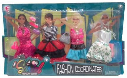 Набор одежды и аксессуаров Junfa Toys Fashion Cooronates, для куклы высотой 29 см 3312-B