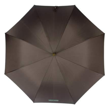 Зонт-трость Moschino 533-67AUTOL Antracite stampa