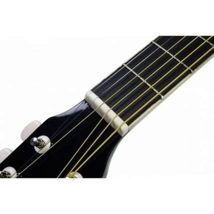 Акустическая гитара VESTON F-38 BK