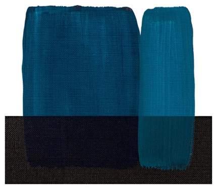 Акриловая краска Maimeri Acrilico M0924378 голубой 200 мл