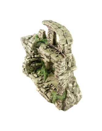 Грот для аквариума Deksi Крепость № 203, пластик, 30х12х20 см