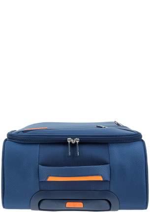 Чемодан унисекс Verage GM-15089W 18.5 dark blue, синий