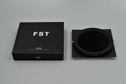 Светофильтр нейтральный+поляризационный FST 77мм Nano-X CPL + Vari-ND 2-32