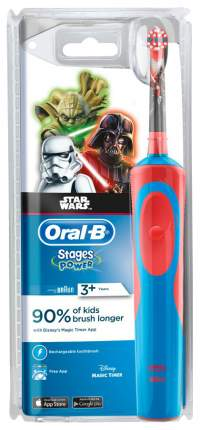 Электрическая зубная щетка Oral-B Vitality D12,513K Star Wars Kids